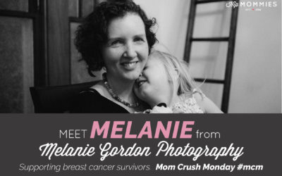 Mom Crush Monday! Melanie Gordon, using photography and creativity to support breast cancer survivors